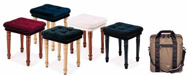 players seating musician chairs musician stools